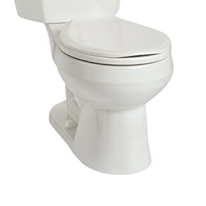 Maverick Round Toilet Bowl by Mansfield Plumbing Products
