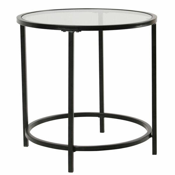 Bousquet End Table by Winston Porter