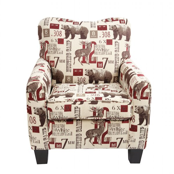 Caliber Armchair by American Furniture Classics