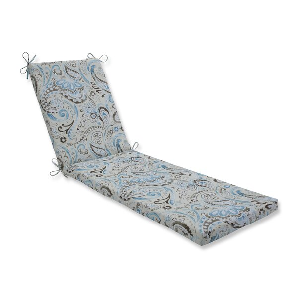 Indoor/Outdoor Chaise Lounge Cushion by Latitude Run