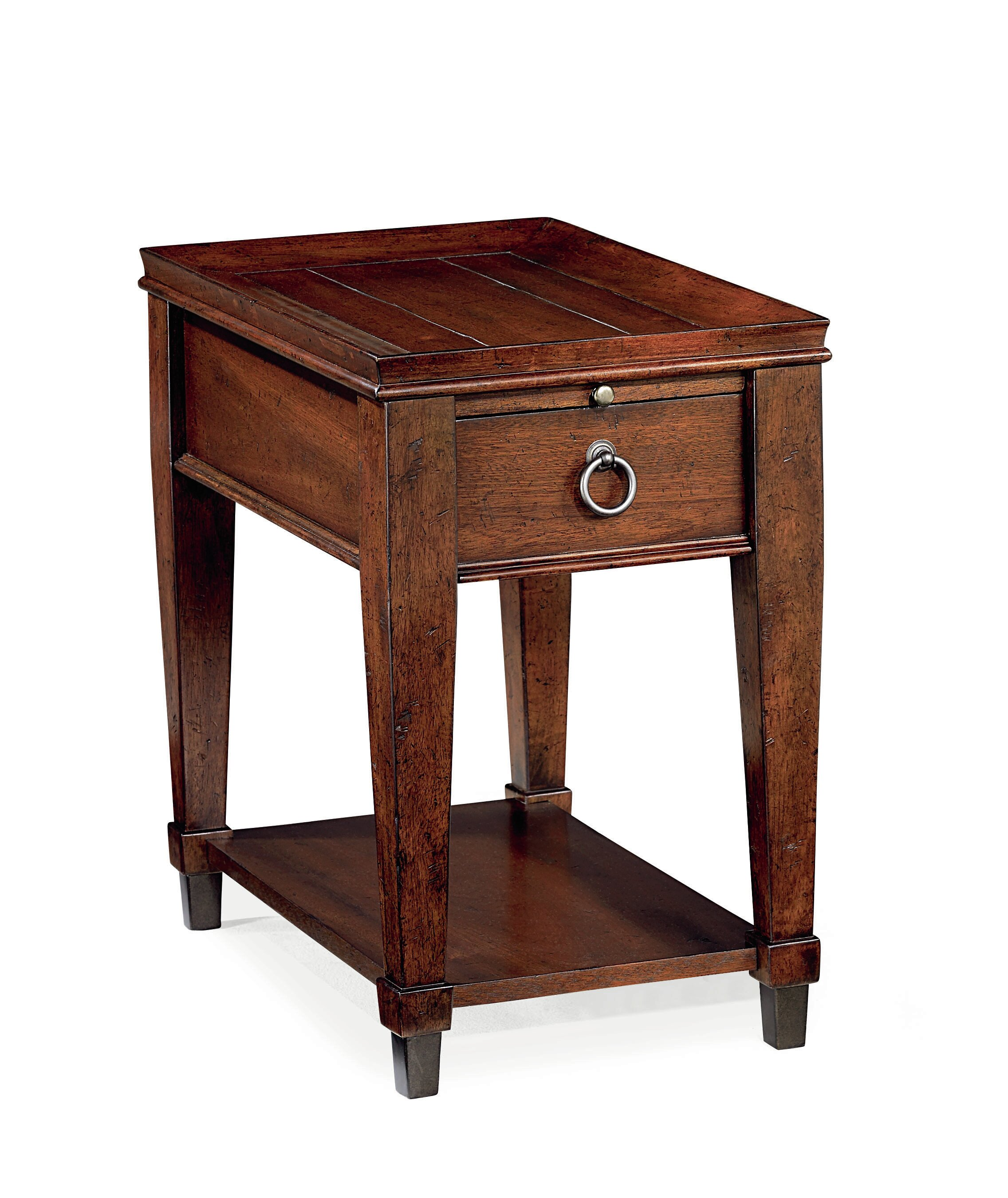 Beau Darby Home Co Fitzhugh End Table With Storage U0026 Reviews | Wayfair