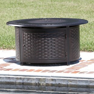 Affordable Price Bellante Aluminum Propane Fire Pit Table By Fire Sense