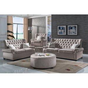 wayfair living room sets. Yately 2 Piece Living Room Set Chenille Sets You ll Love  Wayfair