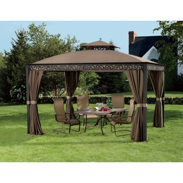 Replacement Canopy (Deluxe) for Whelan Gazebo by Sunjoy