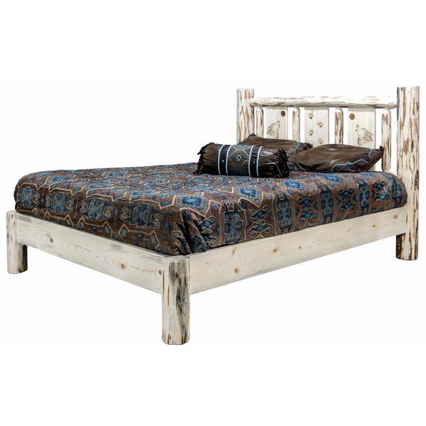 Antigo Platform Bed By Millwood Pines by Millwood Pines New Design