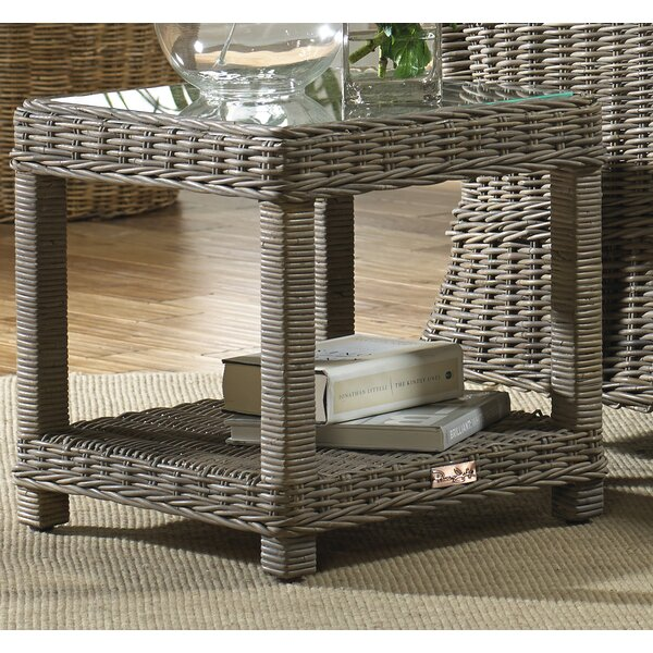Exuma End Table by Panama Jack Sunroom