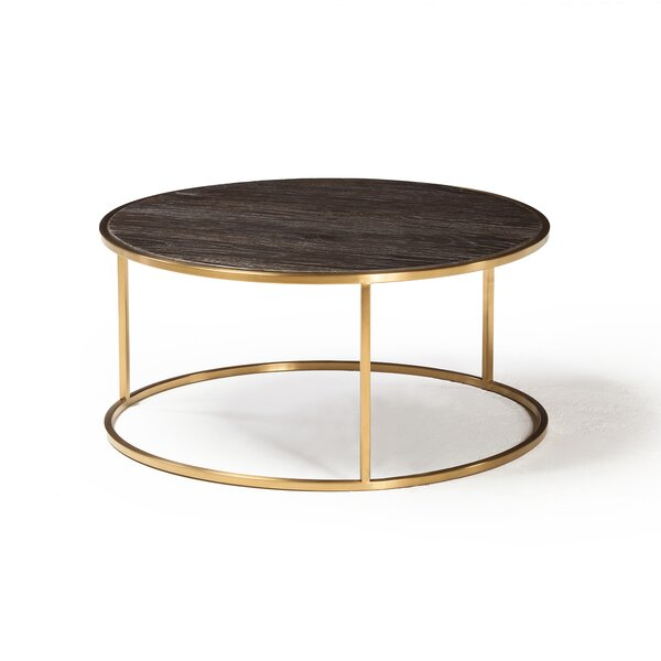 Delaune Coffee Table by Wrought Studio