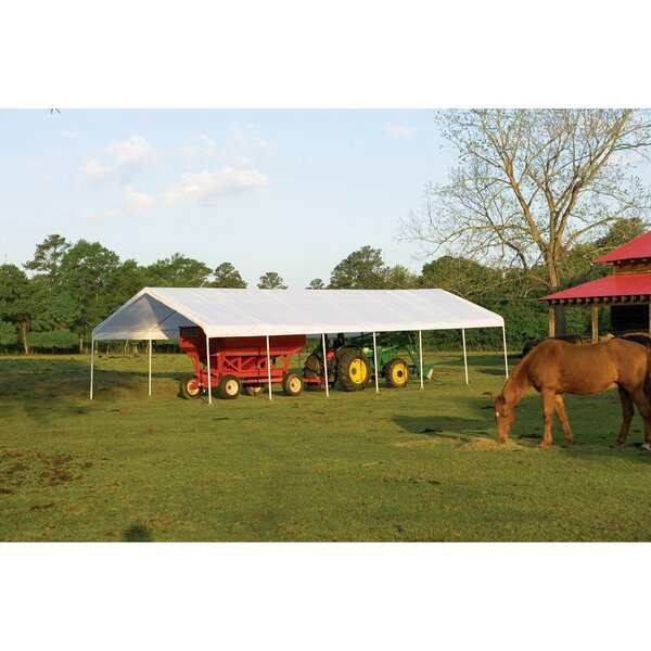 Super Max 18 Ft. X 40 Ft. Canopy By Shelterlogic.