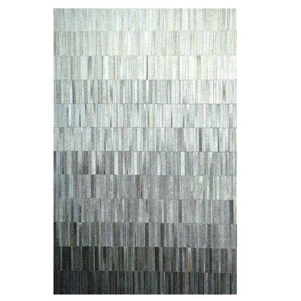 Fade Gray Area Rug by Linie Design