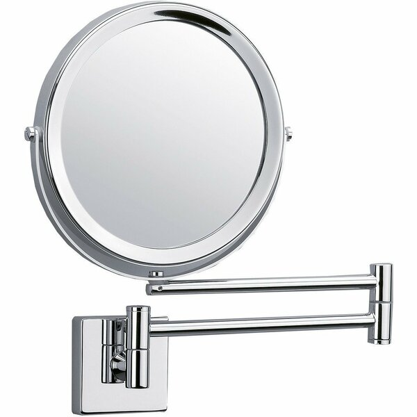 Maines 2-Arms Swivel Makeup/Shaving Mirror by Latitude Run