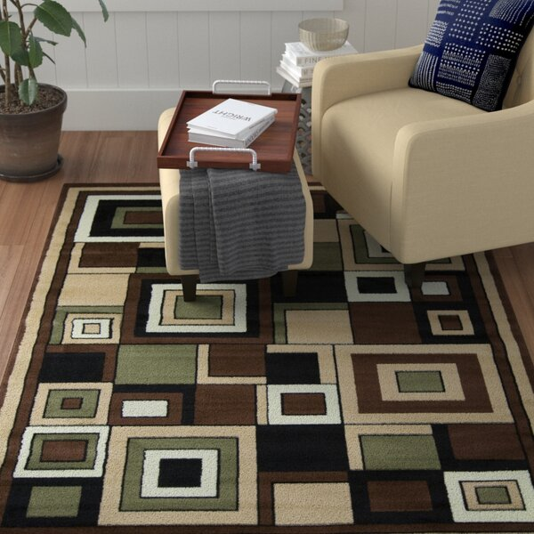 Karyn Red Indoor Area Rug by Winston Porter