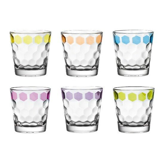 Antibes 12.5 oz. Glass Cocktail Glasses (Set of 6) by EGO