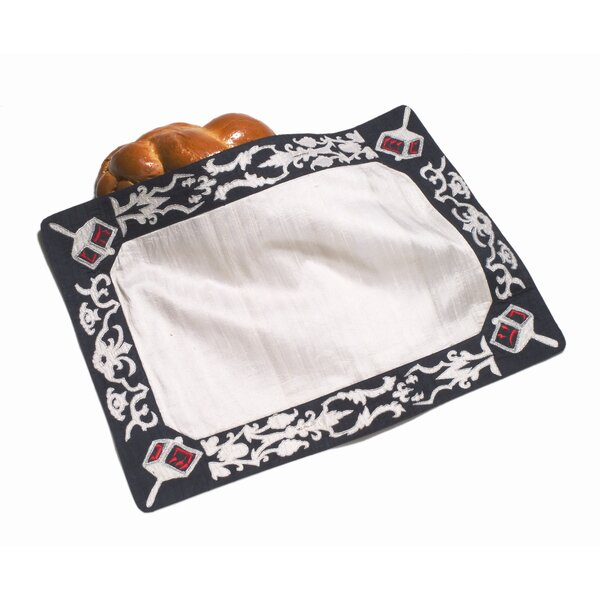 Hannukah Design Placemat (Set of 4) by Arcadia Home