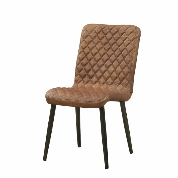 Awad Upholstered Dining Chair (Set of 2) by Foundry Select