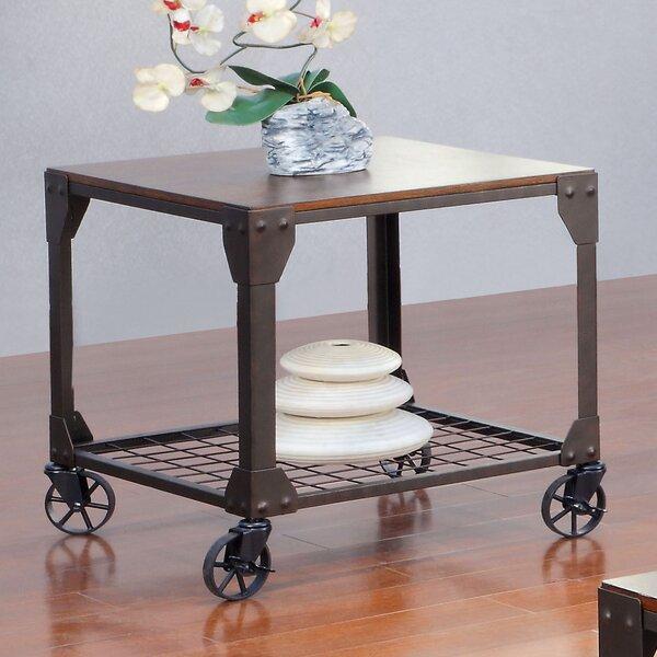 Hobart End Table by Trent Austin Design