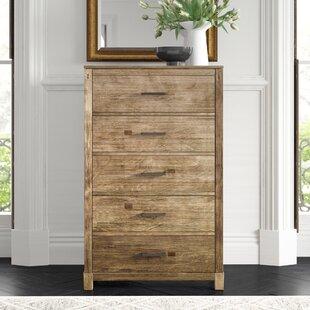 5 Drawer Dressers Chests Joss Main