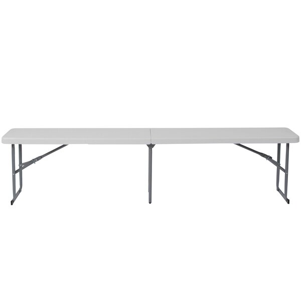 Kalish Bi-Fold Carrying Handle Dining Bench by Symple Stuff