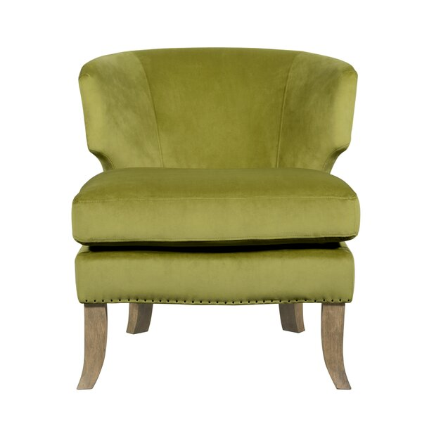Marais Barrel Chair by Elle Decor