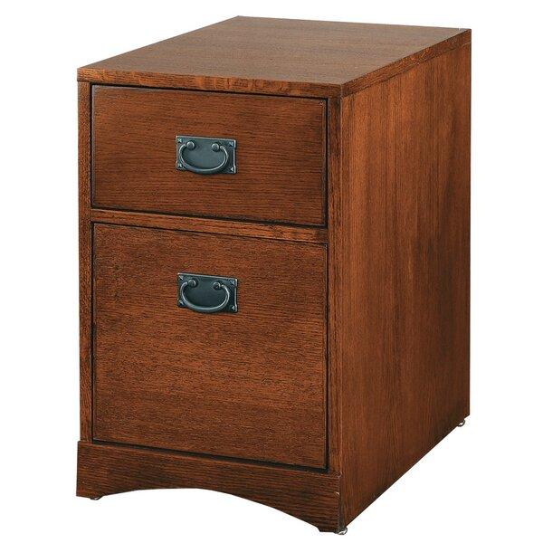 Benno 2-Drawer Vertical Filing Cabinet