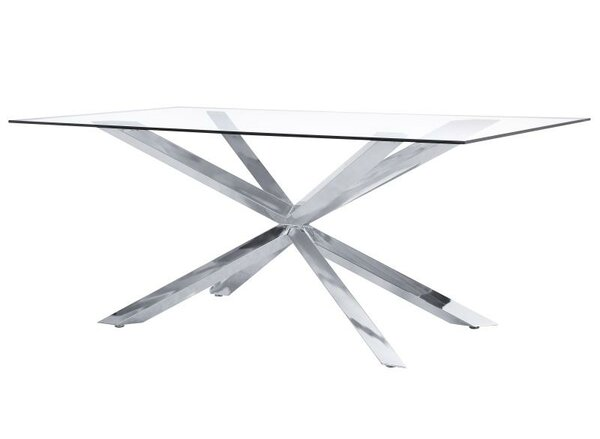 Wilbanks Modern Dining Table by Orren Ellis