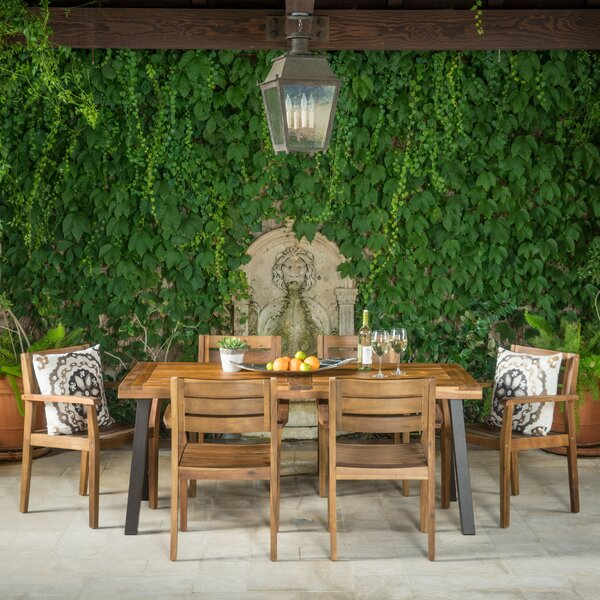 Adair 7 Piece Dining Set by Union Rustic