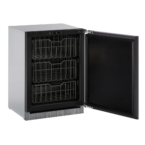 3000 Series Integrated Reversible 4.5 cu. ft. Frost-Free Upright Freezer by U-Line