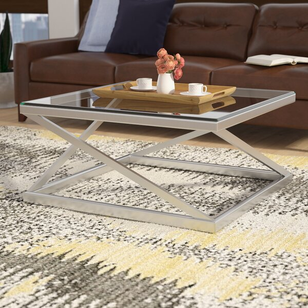 Evadne Coffee Table by Ivy Bronx