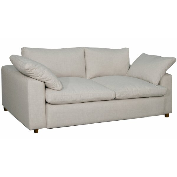 Jase Apartment Loveseat by 17 Stories
