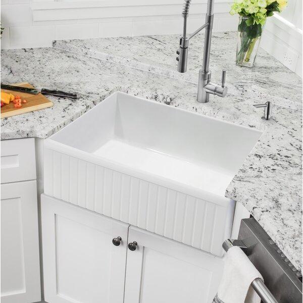 24 L x 18 W Farmhouse Kitchen Sink