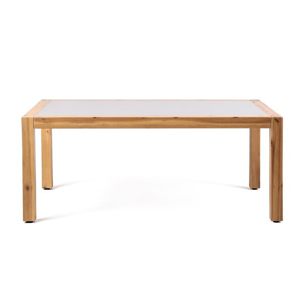 Blanche Coffee Table by Rosecliff Heights