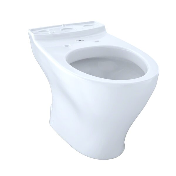 Aquia II 1.6 GPF Elongated Toilet Bowl by Toto