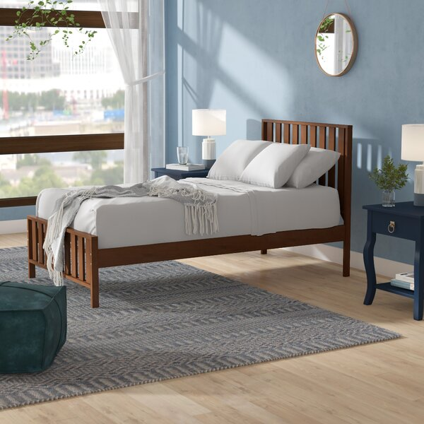 Holstebro Platform Bed by Mack & Milo