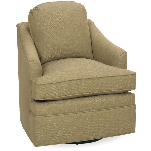 Quinn Swivel Armchair by Tory Furniture