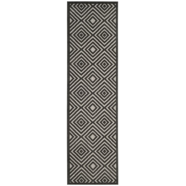 Woodford Gray Area Rug by George Oliver