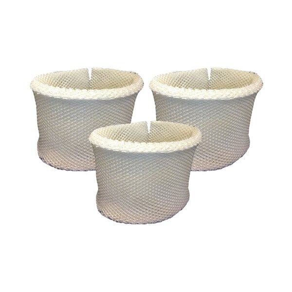 Kenmore and Emerson Humidifier Wick Filter (Set of 3) by Crucial