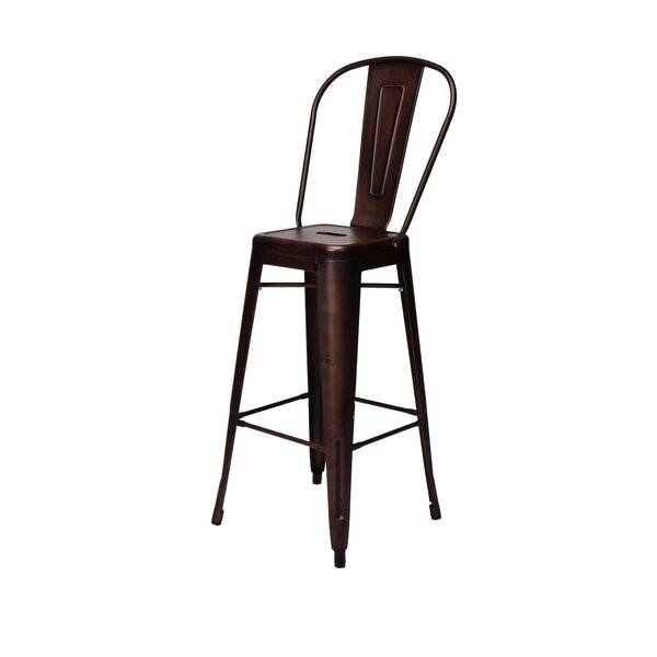 Omer Patio Bar Stool by Williston Forge