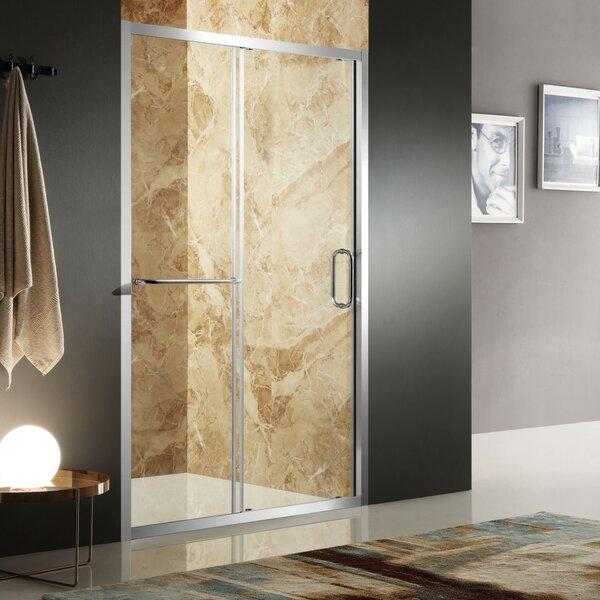 Regent 60 x 72 Single Sliding Framed Shower Door by ANZZI