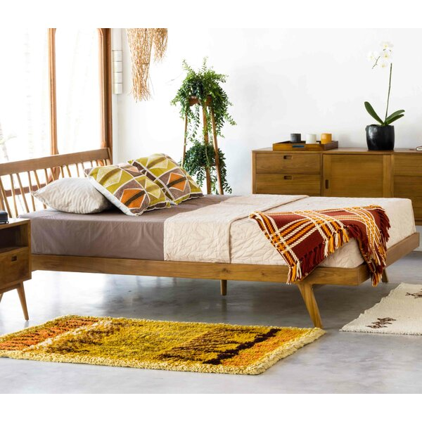 Fifties Platform 3 Piece Bedroom Set by Harmonia Living