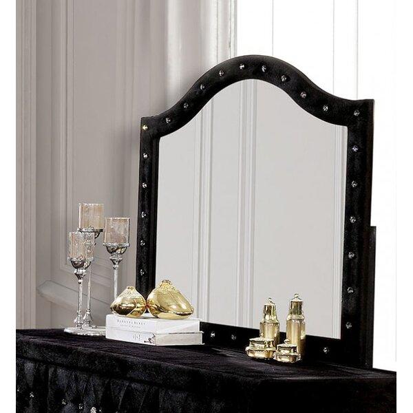 Deangelo Arched Dresser Mirror by Rosdorf Park