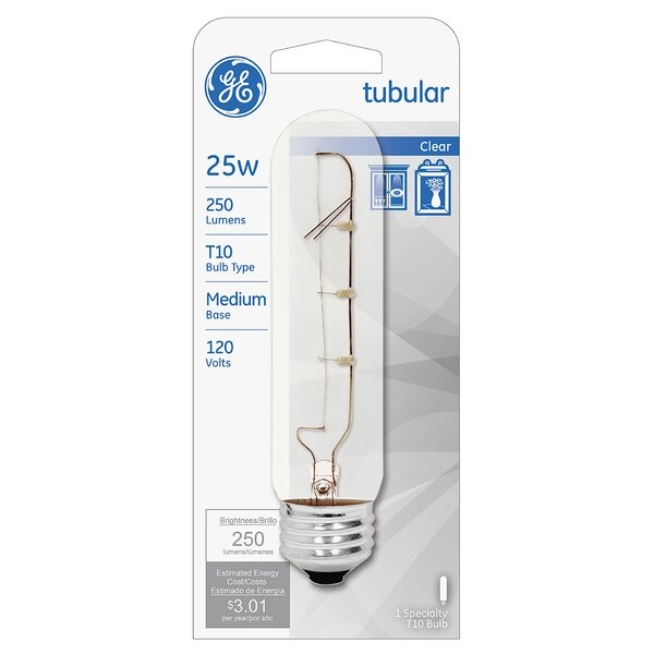 25W 130-Volt Light Bulb by GE