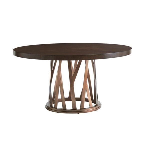 Zavala Horizons Round Dining Table by Lexington