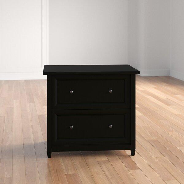 Lamantia 2-Drawer Lateral Filing Cabinet