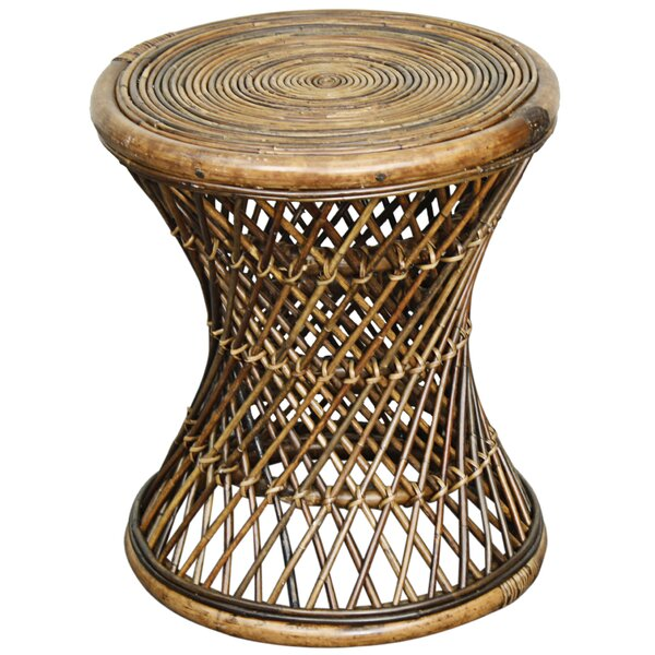 Striegel Accent Stool by Bay Isle Home