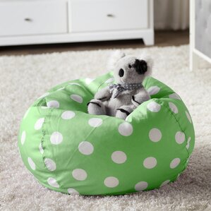 Margie Bean Bag Chair by Viv + Rae