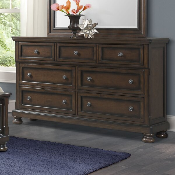 Beadling 7 Drawer Dresser by Darby Home Co