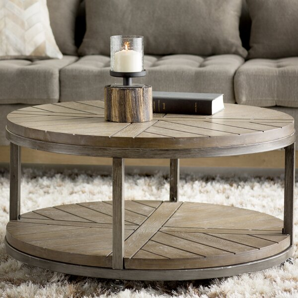 Drossett 3 Piece Coffee Table Set by Trent Austin
