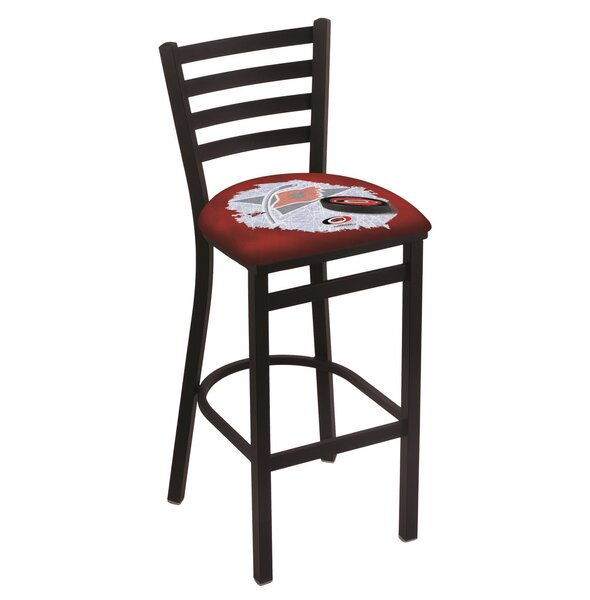 NHL Bar Stool by Holland Bar Stool