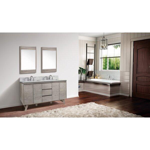Fiona 61 Double Bathroom Vanity by Langley Street