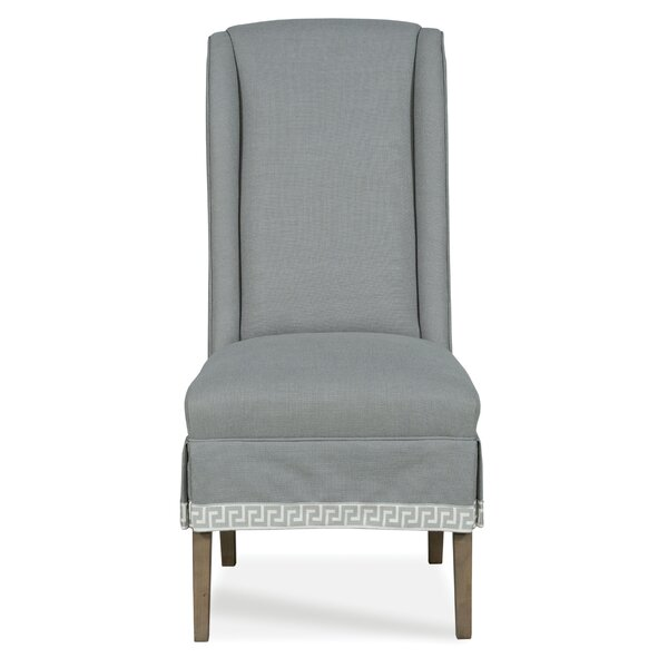 Reed Upholstered Dining Chair by Fairfield Chair