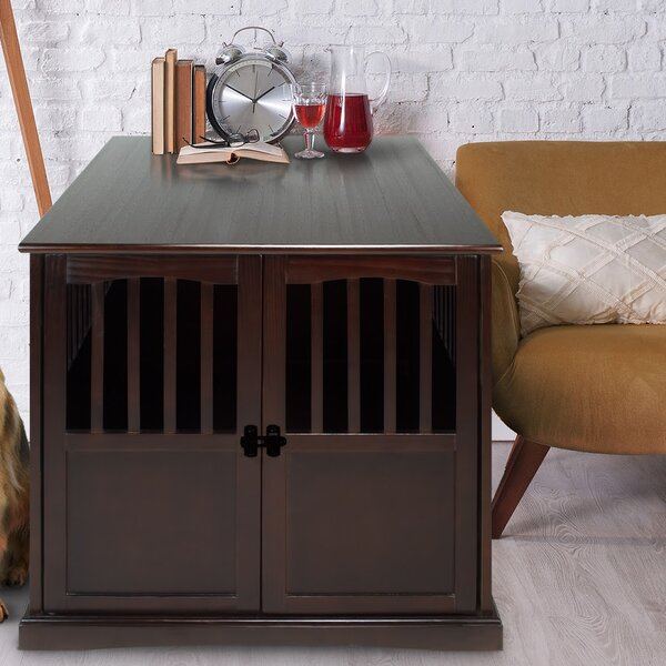 Cayer Pet Crate by Red Barrel Studio
